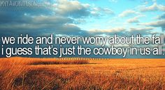Tim McGraw - The Cowboy In Me