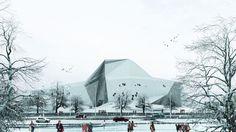 Galería - New Wave Architecture Diseña Rock Gym para Polur - 21