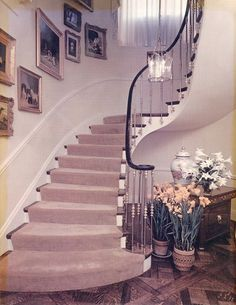 Brooke Astor's Staircase