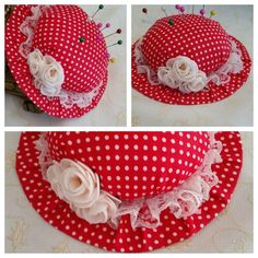 How to Make Woven Ribbon Hat from Plastic Cap Cd Crafts, Sewing Crafts, Diy And Crafts, Sewing Projects, Craft Projects, Arts And Crafts, Paper Crafts, Shabby Chic Crafts, Pdf Sewing Patterns