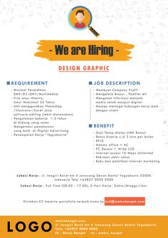 Sample Poster Open Recruitment