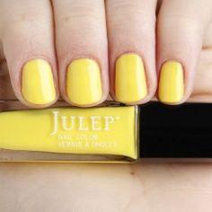 Julep Abbie - Sunshine Yellow Crème Nail Polish Pending swap to Jamie
