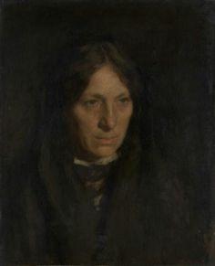 Meldrum.  Portrait of the artist's mum
