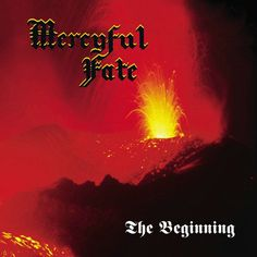 Mercyful Fate - The Beginning on Limited Edition Colored 180g LP