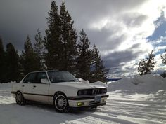 Our Alpine E30