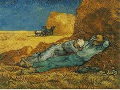 Van Gogh.Rest From Work