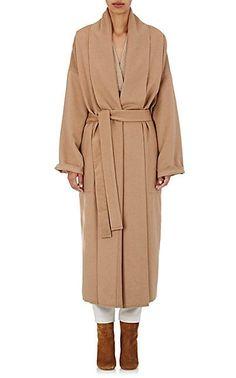 Nili Lotan Laight Wool-Blend Duster Coat - Coats - 504708068