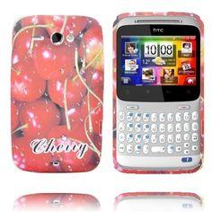 Fersk Fruit (Morell - Rød) HTC ChaCha Deksel