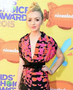 Kids' Choice Awards 2015: Getting Ready With Peyton List #InStyle