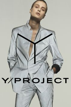 Y/PROJECT SS15 COVER