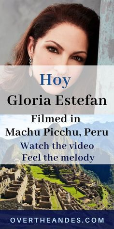 Listen to the haunting melody of Gloria Estefan's Hoy. Watch the enchanting video. Look at the lyrics in Spanish, in English and compare that with a literal translation. #GloriaEstefan #Hoy #TranslatingLyrics #TeachingSpanishWithMusic Spanish Songs, Spanish Class, Spanish 1, Learn To Speak Spanish, Learn Spanish Online, Spanish Language Learning, Teaching Spanish, Language Lessons, Bilingual Education