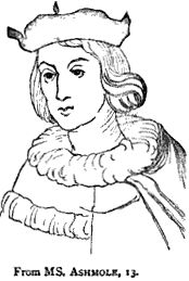 Henry Algernon Percy, 5th Earl of Northumberland