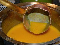 cream of buttercup squash soup