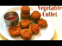 Vegetable Cutlet वेजिटेबल कटलेट कम तेल में कैसे बनाये. Nashta Recipe. - YouTube Healthy Meals For Kids, Kids Meals, Healthy Recipes, Nashta Recipe, Vegetable Cutlets, Spinach Soup, Make It Yourself, Vegetables, Ethnic Recipes