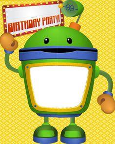 Te invito a festejar mi cumpleaños N