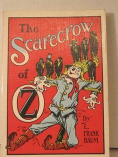 The Scarecrow of oz Rand McNally 1915 Reprint Wizard of oz Vintage   eBay