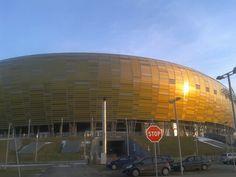 Stadium of  Gdańsk