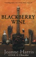 Blackberry Wine- Blackberry wine is a magical realism novel published in 2000, the second in Joanne Harris' 'food trilogy'. It is set half in Yorkshire and half in the fictional village of Lansquenet-sous-Tannes, the setting of Harris' Chocolat books