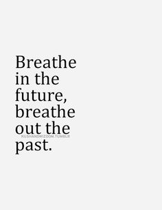 Your past doesn't define your future #inspiration #motivation