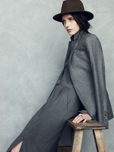 . #grey #fashion #trends