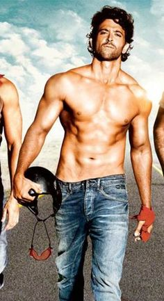 The best bollywood actor, down to earth man and hottest guy ever! Hrithik Roshan!