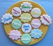 Gratitude cookies- Cookie Photos