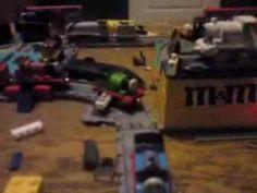 """Thomas Take-n-Play Adventures: Season 2 Episode 10 """"Thomas' Christmas Ad..."""
