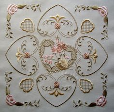 Embroidered Quilts | EMBROIDERED QUILT BLOCKS - Embroidery Designs