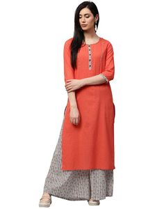 Plazo With Kurti - Wholesale Palazzo Pants With Kurti - Kurta Palazzo Set Online Kurta Palazzo, Palazzo Pants, Plazo Kurti, Yellow Print, Indian Sarees, Half Sleeves, Suits For Women, Party Wear, Casual Wear