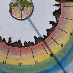 #Orologi solari la #meridiana