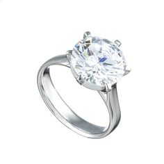 Spence Diamonds Engagement Rings - Style 0554 - a whopping 5 carats!!!