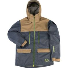 Saga Monarch 3L Jacket - Wasatch