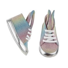 Minna Parikka Mini Baby Bunny rainbow glitter