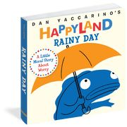 Age range: 1 – 4 In Rainy Day, Glub-Glub worries so much about getting wet that he almost misses all the fun of frolicking in the rain. HAPPYLAND introduces three friends—Bink, Clyde, and G…