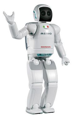 ★♥★ #Honda #Asimo #Robot ★♥★  Asimo Robot is designed to help you out around the house or office.   #robots #asimo #honda #technology #Tech #Hightech #gadget #robot #design #designer