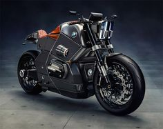 BMW Urban Racer Concept Motorcycle | Motorcycle | Car