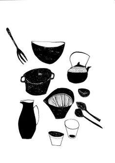 谷山彩子 : 私の好きな台所用品
