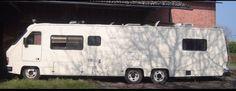 Wohnmobil Sportscoach Winnebago Us American GMC 7,4l Big Block LPG 11,5m FS 3