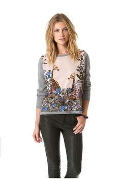 Giraffes Sweater