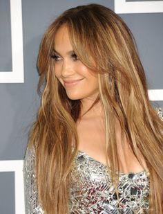 Jennifer Lopez Hair 2012