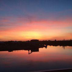 Cayman Sunrise by Robyn Banfield