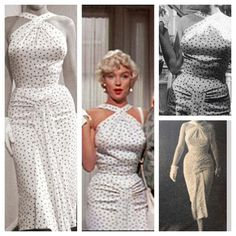 Marilyn Monroe..... The Seven Year Itch. by IconicDresses on Etsy