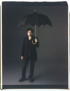 Tim Burton by Mary Ellen Mark