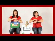 Singing Hands: Three Little Monkeys - with Makaton