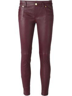 Shop Michael Michael Kors skinny trousers  in United Legend Mulhouse from the world's best independent boutiques at farfetch.com. Shop 300 boutiques at one address.