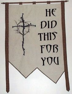 He did this for ME . . . Good Friday
