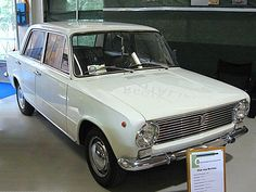 Fiat 124 - car of the year 1966