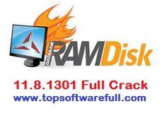 RamDisk Plus 11.8 full crack  RamDisk Plus 11.8.1301 adalah sebuah software untuk windows yang bisa diandalkan untuk melakukan pekerjaan menambah, modifikasi dan menghapus disk RAm dari komputer yang anda miliki, salahsatu tujuan utama RAMdisk adalah untuk menyimpan data dan chace/folder sementara sehingga tak mempengaruhi kineja komputer. Anda bisa download RAMDisk Plus 11.8 full crack untuk windows 32 bit dan 64 bit pada link download yang telah saya sediakan.