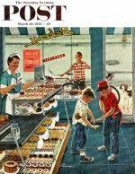 Doughnuts for Loose Change (Benjamin Prins, March 29, 1958)