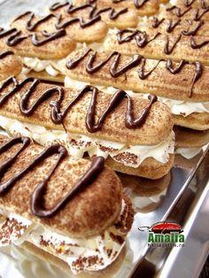 Chef Recipes, Finger Foods, Tiramisu, Oreo, French Toast, Deserts, Cookies, Breakfast, Ethnic Recipes